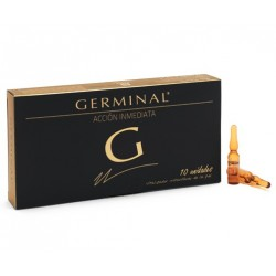 Germinal Action immédiate 10 ampoules 1,5 ml