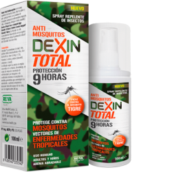 Lotion Dexin Total Anitmosquitos 100 ml