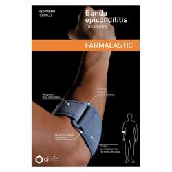 Farmalastic Epicondylitis grau Band Größe einzigartig