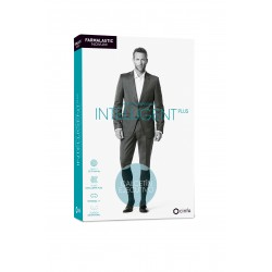 Farmalastic Novum Intelligent Plus Hombre Calcetín T1 Negro