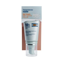 Isdin Fotoprotector F50+ Dry Touch Gel Crema Color 50 ml