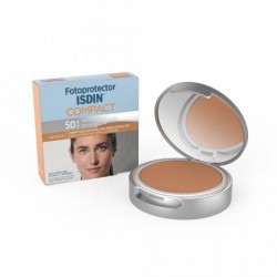 Isdin Fotoprotector Compact SPF50 Bronce 10g