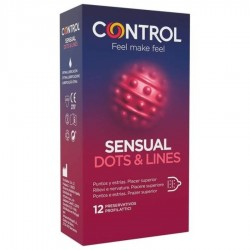 Control Touch & Feel 12 Preservativos