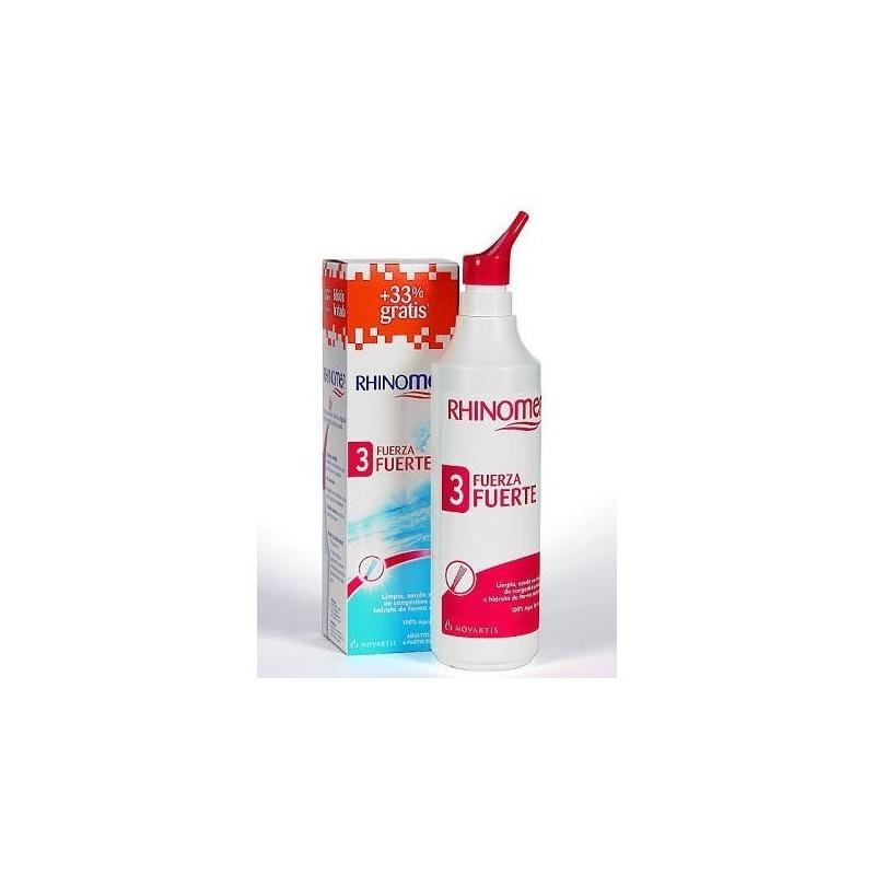 Rhinomer Force 3 135 ml + 33% Frei