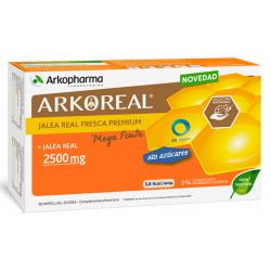 Arkoreal Jalea Real Bio Sin Azúcar 2500 mg