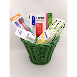 Large Oral Hygiene Basket