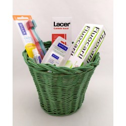 Small Oral Hygiene Basket