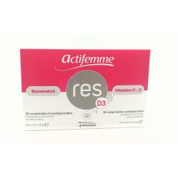 Actifemme ResD3 Spray Oral 50ml