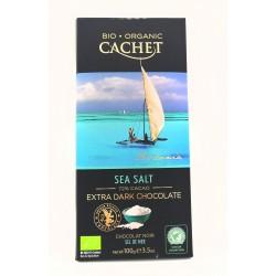 BioArtesa Chocolate Flor De Sal BIO 72% Cacao