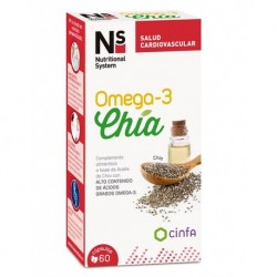 NS Omega-3 60 Kapseln