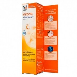 NS Vitans Vitamin C+ Zinc...