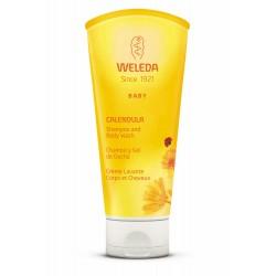 Weleda Shampoo & Gel Doccia Calendula 200 ml