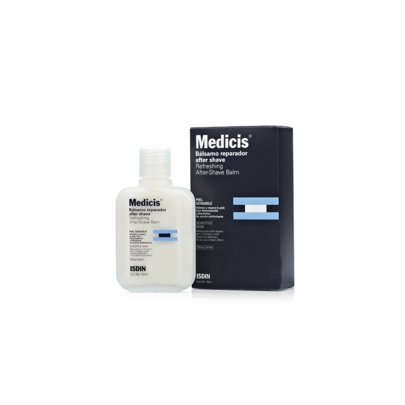 Medicis  bálsamo reparador after shave 100 ml