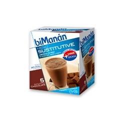 Smoothies al cioccolato Bimanan 5 Buste