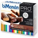 BIMANAN PRO barritas de chocolate (6 uds)