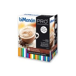 Bimananan Pro Schokolade Smoothie 6 Uni 30 g