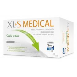 Xls Medical Captagrasas 180