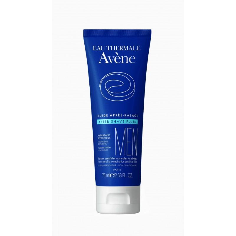 Avène fluido hidratante después del afeitado 75 ml