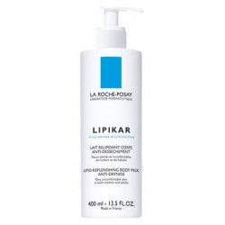 the Roche Posay Lipikar Milk 400 ml
