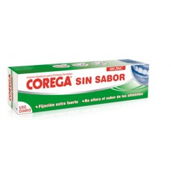 Corega Extra Strong Tasteless Fixation 40G