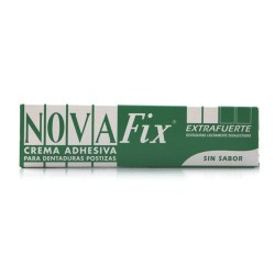 Novafix Extra Strong Adhesive Cream 75G.