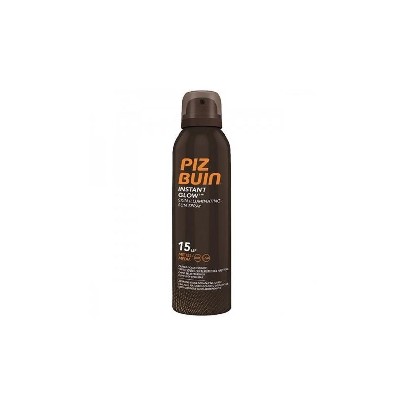 Piz Buin Instant Glow spray SPF15 150ml