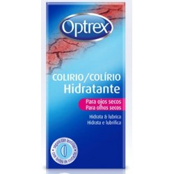 Optrex colirio ojos secos 10ml
