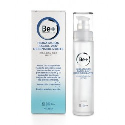Be+ Rich Facial Moisturizing Emulsion SPF20 50 ml