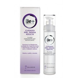 Be+ 24H Moisturizing Facial Fluid Matifying Oily Skin