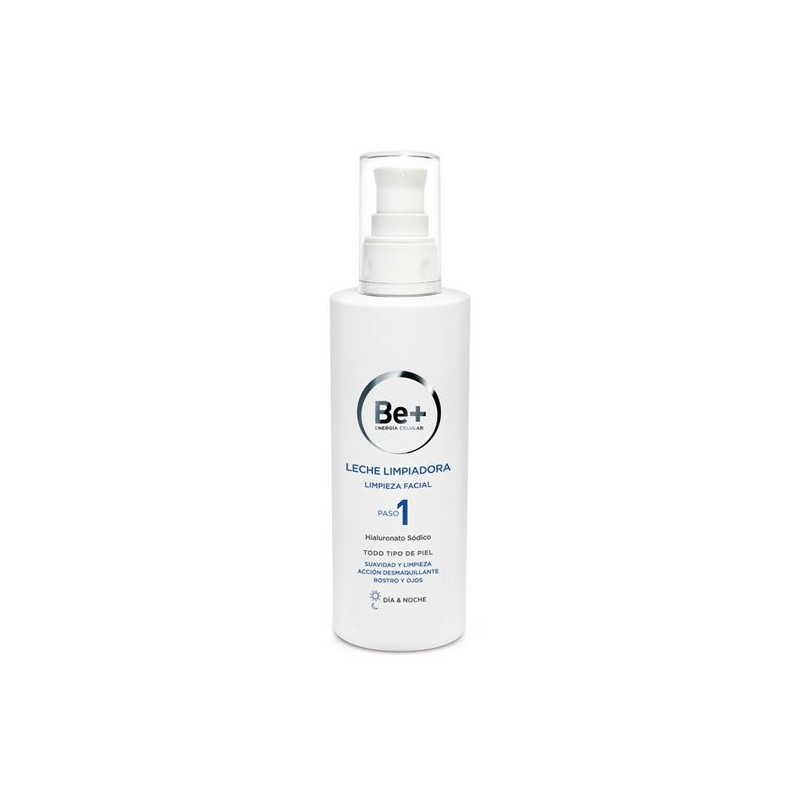 Be+ Leche Limpiadora facial 200 ml