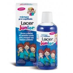 Lacer Rincer 500 ml de rinçage pré brossé junior