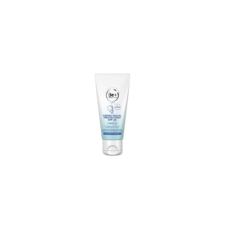 Be+ Pediatrics crema facial spf20 40 ml