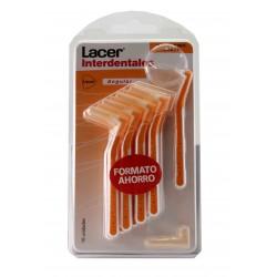 Lacer weiche extrafeine Winkel-Interdentalbürste 10 Einheiten