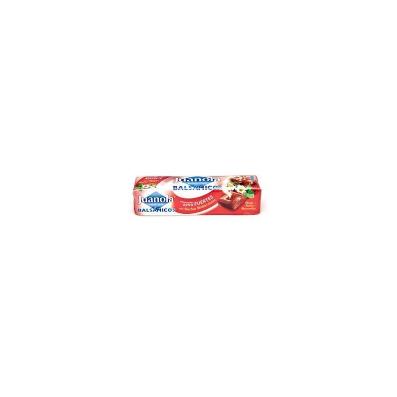 Juanola 9 caramelos balsamicos sabor regaliz