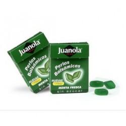 Juanola perlas balsamicas menta fresca 25 gr.