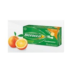 Berocca Performance 30 Orange Brausetabletten