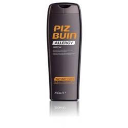 Piz Buin Lotion contre les allergies 50 Spf 200Ml