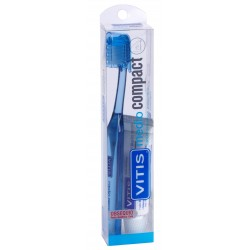 Vitis Compact Medium Brush + Free Paste 15 ml