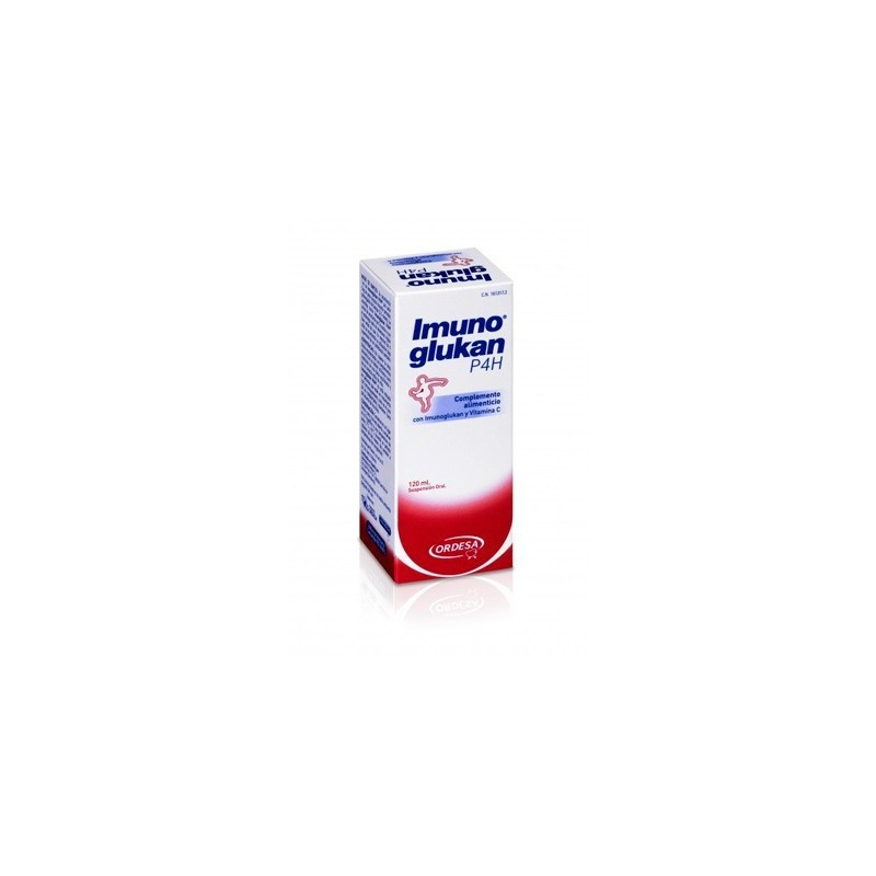 Imunoglukan Jarabe 120 ml