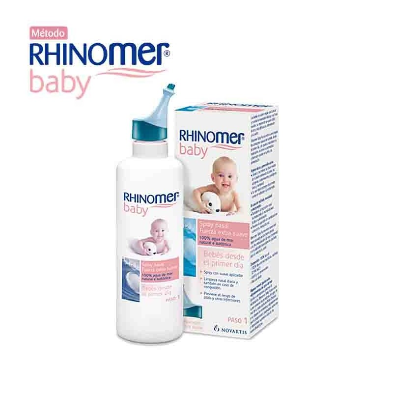 RHINOMER BABY FUERZA EXTRA SUAVE