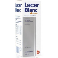 Lacer Lacerblanc Citrus Mundwasser 500 ml