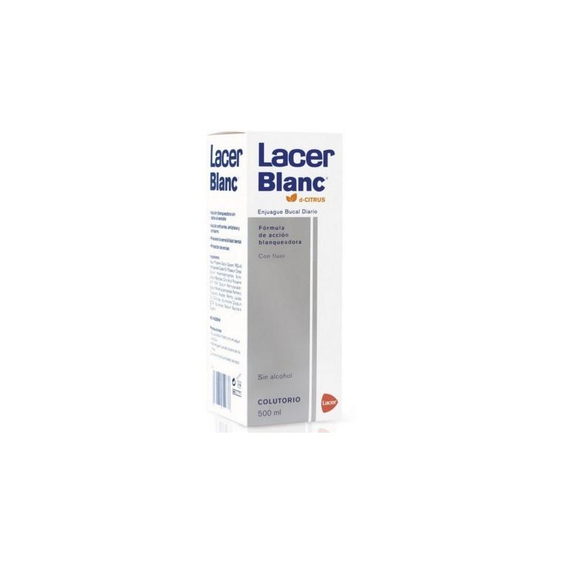 Lacer Lacerblanc agrumi collutorio 500 ml