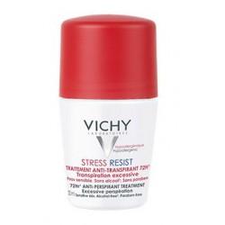 VICHY Desodorante Stress Resist Tratamiento intensivo 72H 50 ml