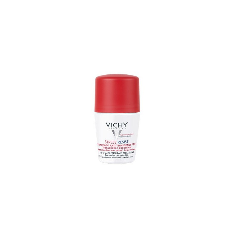 VICHY Desodorante Stress Resist Tratamiento intensivo 72H 50 ml