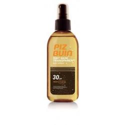 PIZ BUIN Wet Skin Oil Spray 30 SPF 150ml