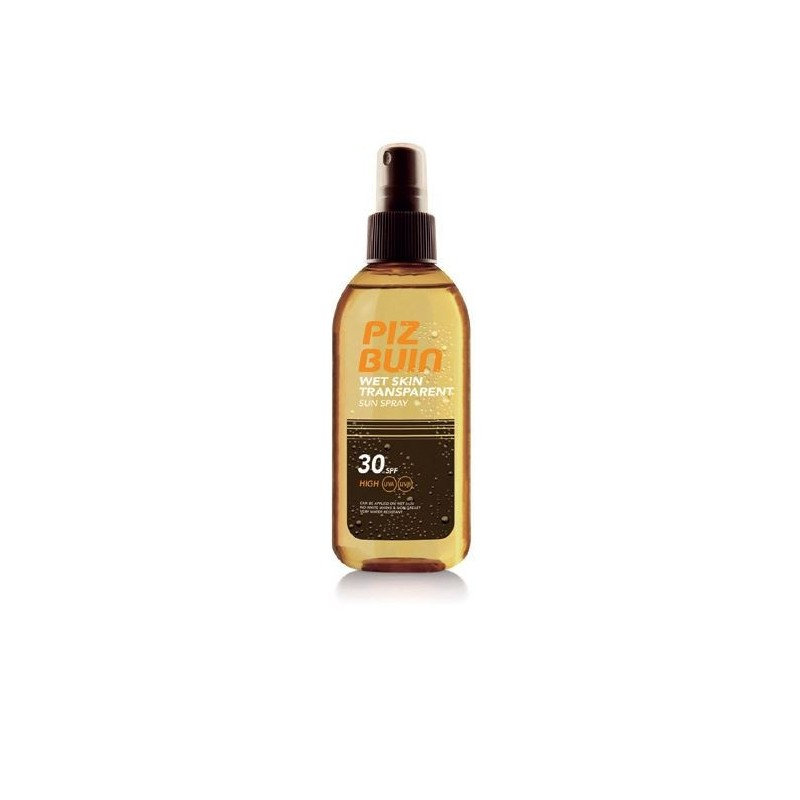 PIZ BUIN Wet Skin Oil Spray 30 SPF 150ml