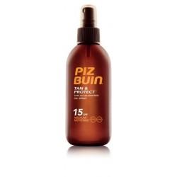 PIZ BUIN Tan Protect Oil Spray 15 SPF 150 ml
