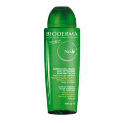 Bioderma Nodé Fluid  Shampoo without Frequently Used Detergent Bottle 400 ml