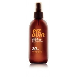 PIZ BUIN Tan Protect Oil Spray 30 SPF 150 ml