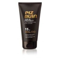 PIZ BUIN Tan Protect Lotion 15 SPF 150ml